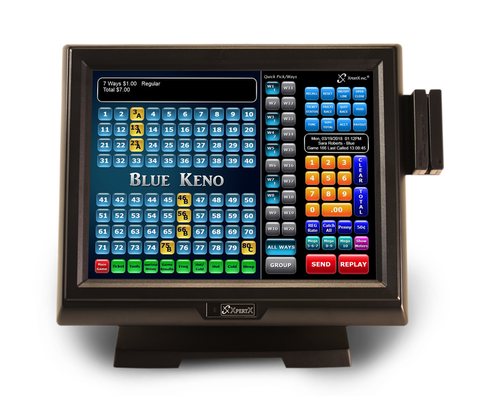 Keno Point of Sale